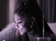 Ariana Grande Fotos, Ariana Grande Pictures, Her Music, Dimples, Celebs, Hair Styles, Pretty, Beautiful, Queens