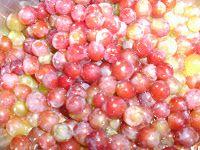 Mad Moiselle: Druivensap maken.