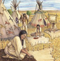 Native American Peoples, Past and Present. Core Knowledge Kindergarten. Great Plains Lakota Sioux