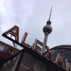 Alexanderplatz - B e r l i n