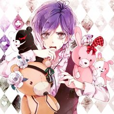 Diabolik Lovers ~Haunted dark bridal~ Sakamaki Kanato