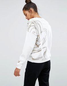 Puma | Puma X Careaux - Sweat à imprimé métallisé
