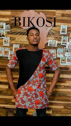 Ankara Shirt For Men, African Print Shirt, Kitenge Shirt African Wear Styles For Men, African Shirts For Men, African Dresses Men, African Attire For Men, African Clothing For Men, African Style, African Outfits, African American Fashion, African Print Fashion
