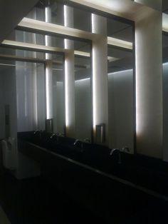 Toilet Design Best Picture 01: Toilet Design Best Picture 01 Wc Bathroom, Bathroom Toilets, Bathroom Lighting, Wc Design, Toilet Design, Commercial Toilet, Comfort Room, Public Restrooms, Washroom Design