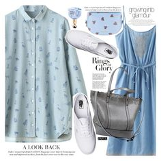 """Tennis player"" by vanjazivadinovic ❤ liked on Polyvore featuring Tiffany & Co., Vans, Miu Miu, polyvoreeditorial and zaful"