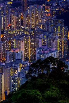 Hong Kong Cityscape | China (by Coolbiere. A.)