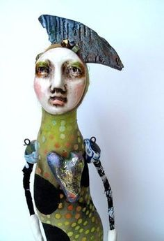 Lisa Renner - Art Doll by eve