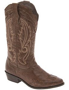 Metal Tip Cowboy Boots (Wide Width) | Torrid | Shoes | Pinterest ...