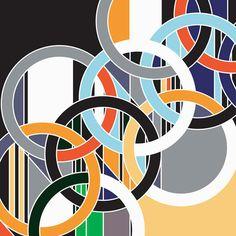 Sarah Morris | http://yourartitude.com/en/contenporary-art/sarah-morris-2