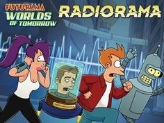 The Nerdist Podcast will debut the special Futurama episode Sept. 12.