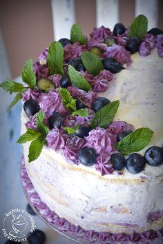 Pavlova, Cake Decorating, Birthday Cake, Tasty, Snacks, Baking, Food, Merengue, Big Cakes