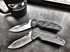 It was an double down #0630 kinda day today.  #0630cf  #JesseTischauser #ZT #zeroToleranceKnives #GoBold #OverBuilt #IGGunslingers #EDC #blade #bladefreaks #knifefanatics #knifecommunity #knifefanatic #knifefamily #knivesofig #knivesofinsta #bestknivesofig #knifenut #knifeporn #knivesdaily #knifestagram #knifeart #knifepics #knives #knife #kniver #mostlyknives #knifethursday #allknivesdaily