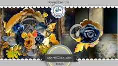 November rain by Graphic Creations