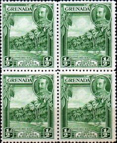 Grenada 1935 King George V Silver Jubilee Fine Used SG 146 Scott 125 Other British Commonwealth Empire and Colonial stamps Here