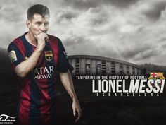 Football Player: Lionel Messi #wallpaper #image Artist (©): Abdalrahman Burghal. License: Only as personal wallpaper.