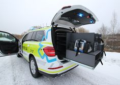 Mercedes-Benz GLS Tamlans, Special Vehicle for Primary Care Field Director