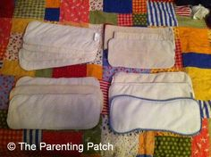 Cloth Diaper Addicts Overnight Pocket Diaper Insert Combination Suggestions