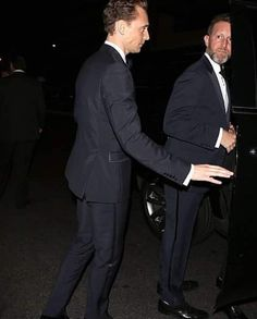 Leaving Emmy after party