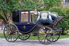 postillion carriage - Google Search