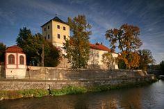 Česko, Horažďovice - Zámek