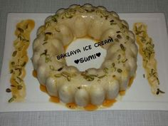Baklava Ice Cream recipe by Sumayah posted on 21 Jan 2017 . Recipe has a rating of by 1 members and the recipe belongs in the Desserts, Sweet Meats recipes category Sweet Meat Recipe, Food Categories, Ice Cream Recipes, Sweet Tooth, Deserts, Food And Drink, Dessert Recipes, Birthday Cake, Sweets