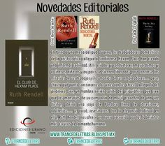 """El Club de Hexam Place"" de Ruth Rendell"