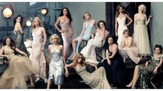 All by Annie Leibovitz, actresses, beautiful, models, people ...