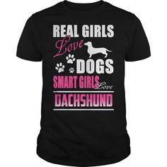 I Love HUSKY DACHSHUND PITBULL BOXER ROTTWEILER  Shirts & Tees