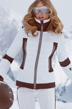 Ski Fashion, Winter Fashion, Fashion Women, Mode Au Ski, Ski Socks, Snowboarding Women, Winter Stil, Ski Outfits, Fashion Outfits