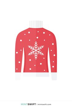 Red Christmas Jumper, Web Design Packages, Flat Design Illustration, Print Design, Graphic Design, Business Checks, Photo Checks, Vector Illustrations, New Kids