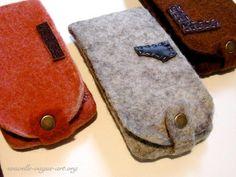 iPhone case made by Ryoko Hirota