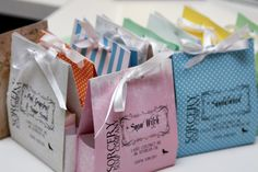 custom sorcery soap bags