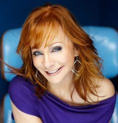 Reba McEntire-one of the classiest ladies in country music