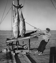 Fishing Tunas, Portugal, 1954 by Jean Dieuzaide
