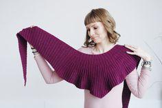 Crochet pattern: Fuchsia's flake by Svetlana Kochkina