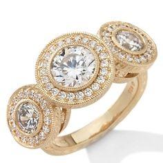 3-Stone Ring $60