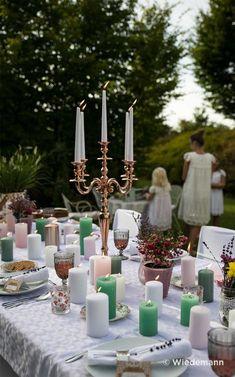 Handgearbeitete Kerze Von Wiedemann The Love It All Style In