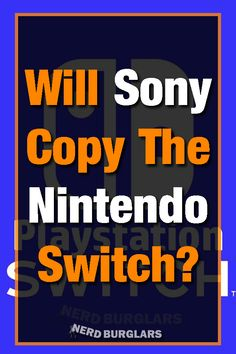 Sony havn't been shy when it comes to copying nintendos ideas in the past. It makes sense they will attempt to copy the Best Ps3 Games, Playstation, Xbox, Old Games, Game Controller, Nintendo Games, Nintendo Switch, Sony