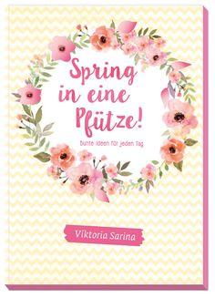 Das Buch von den erfolgreichsten YouTuberinnen Österreichs: Viktoria und Sarina. In dem Buch findest du viele DIYs, Styles und Ideen für jeden Tag zum Selbermachen.