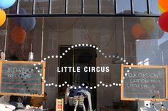 Little Circus boutique / show-room : 92 rue du Page - 1050 Bruxelles