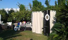 Cabina Phtobooth a Roma, wedding Davide e Maria Teresa, Villa dino, Partyphotobooth