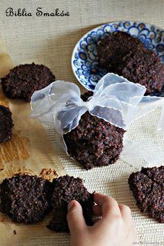 Przepis na Jaglane ciastka z morelami   Ciastka   Biblia Smaków