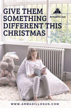 Get them something different this Christmas, a beautiful bean bag chair for kids – Presents for girls Bean Bag Furniture, Faux Fur Bean Bag, Outdoor Bean Bag, Chair Leg Floor Protectors, Presents For Boys, Bag Chairs, Little Ones, Nursery Decor, Bean Bag Chair