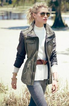 Trending look for Fall 13