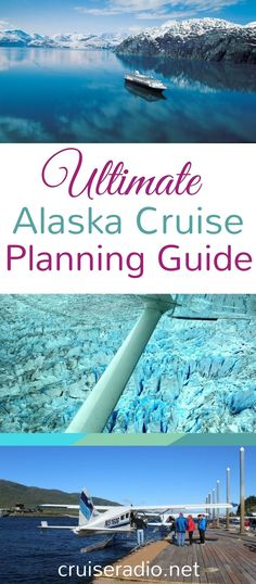 There's a lot of planning that goes into an Alaska cruise. We have created a guide to help you during the planning process.