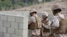 This is How Grenade Explosion Looks in Real Life - US Marines Training W...