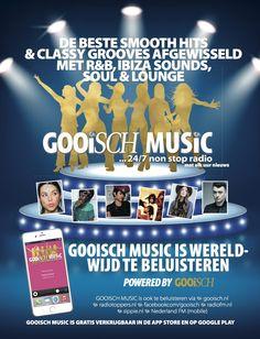 Sweet Summer Sound... Enjoy! http://gooisch.nl/musicplayer/radio/index.html #music #radio
