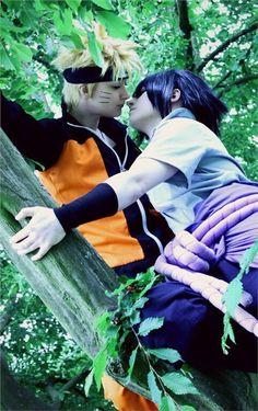 SasuNaru/NaruSasu - Yuurei(Yuurei/ Sasuke) 宇智波佐�?Cosplay Photo