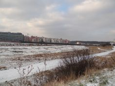 """fot.Anna Kwiatkowska: """"Poznańska Warta zimą...Znajdujące się na rzece skupiska """"zmarzniętych śnieżynek"""" poruszają się w bardzo rytmicznym tempie, przenosząc wyobraźnię w """"epokę lodowcową"""". https://www.facebook.com/photo.php?fbid=10151982555642893&set=a.392564567892.167471.376101312892&type=1&stream_ref=10"""
