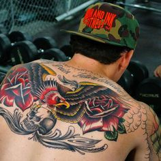 229 Best Upper Back Tattoos Images In 2019 Tattoo Artists Back